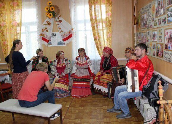 Экспедиция Третьяковский район 3